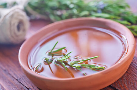 rosemary oil photo