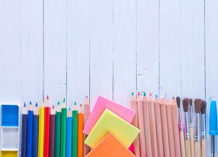 학교 용품 스톡 콘텐츠