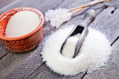 suiker Stockfoto