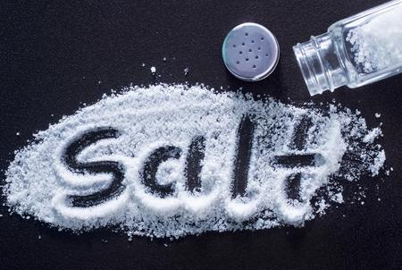 Salz Standard-Bild - 36760405