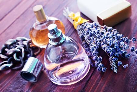 香水 写真素材