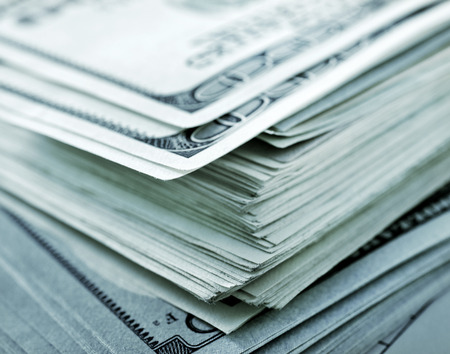 Geld Standard-Bild - 38394953