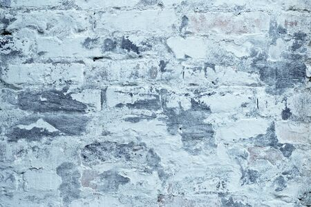 old brick wall: white brick wall, old brick wall, background