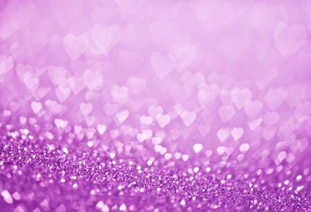 polvo: bokeh corazón, bokeh de color, Navidad y valentinas Fondo del día