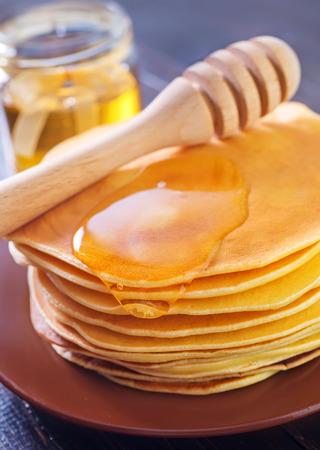 oney: pancakes
