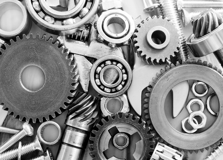 nuts and bolts: nuts,bolts and gears