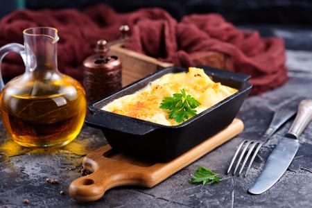 卵とチーズの焼きカリフラワー