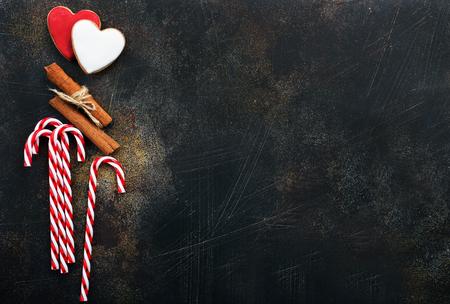 크리스마스 배경 또는 인사말 카드, 재고 사진 스톡 콘텐츠