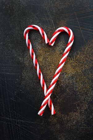Kerstmisachtergrond of groetkaart, voorraadfoto Stockfoto