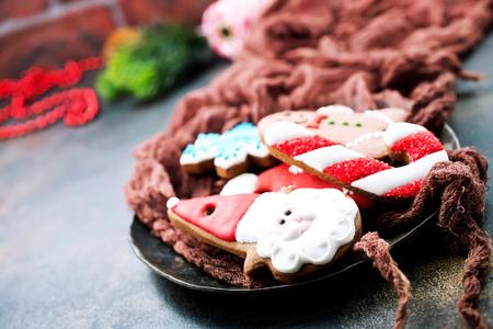 christmas cookies Фото со стока