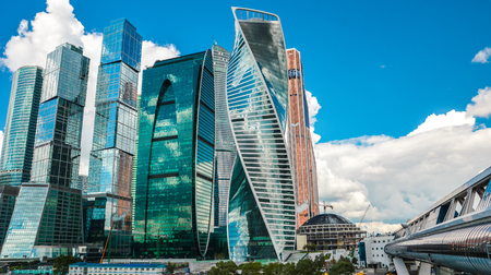 Moscow International Business Center Moscow City Editorial