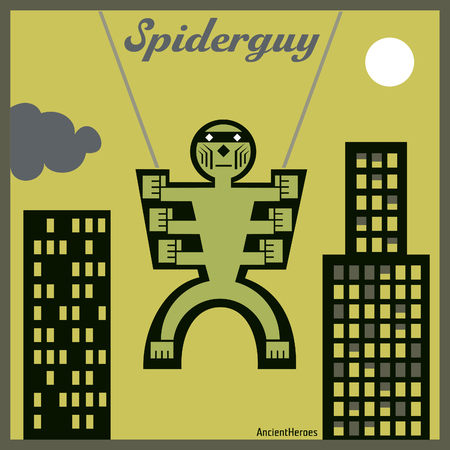 Spiderguy, the Ancient Hero