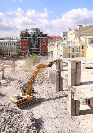 deconstruct: Urban renewal in the city centre 3