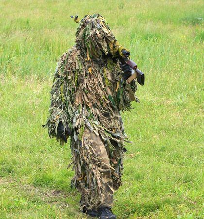 camos: KYIV, UKRAINE - JUNE 16: special troops soldiers pass maroon berets exam on June 16, 2008 in Kyiv, Ukraine