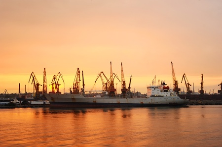 odessa: The Port of Odessa is the largest Ukrainian seaport and one of the largest ports in the Black Sea basin