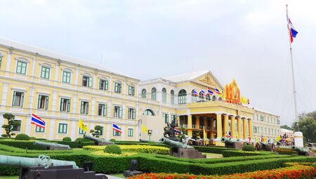 Ministry of Defence in Bangkok, Thailand photo