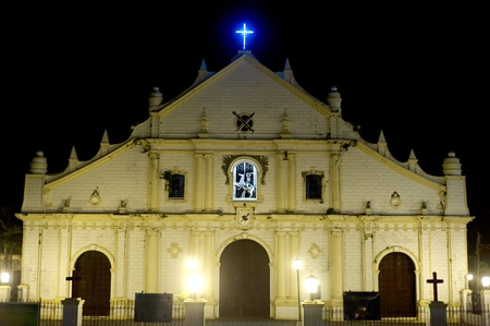 spaniard: Vigan Cathedral (also known as St. Paul Metropolitan Cathedral) is an earthquake Baroque-styled church built in 1574 commissioned by Spaniard Juan de Salcedo located in the Ilocos region. Philippines