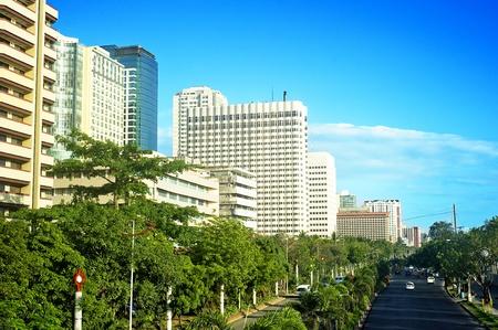 Malate district, Metro Manila, Philippines photo