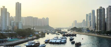 lake dweller: Aberdeen is an area and town on the south shore of Hong Kong Island in Hong Kong