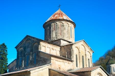 gelati: Gelati Monastery, Georgia Stock Photo