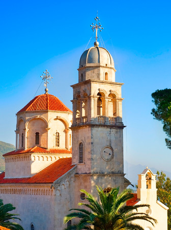 serb: Savina Monastery  is a Serb Orthodox monastery near the city Herceg Novi, Montenegro. Probably comes from the 1030 year, although the oldest record in which the monastery mentioned in 1648.