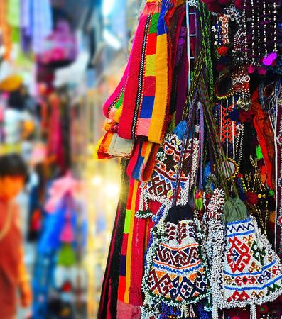 태국 방콕의 짜뚜짝 주말 시장. 그것은 태국에서 가장 큰 시장이다.