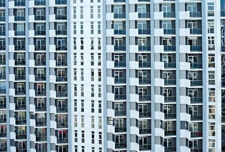 corporate building: Modern building in Batumi, Adjara region, Georgia. background