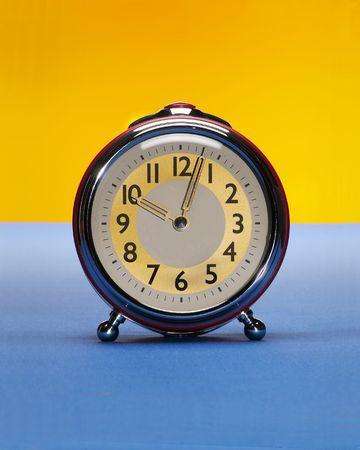 clang: alarm clock
