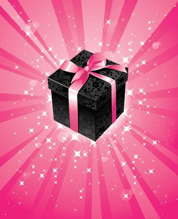 vecteur de cadeau
