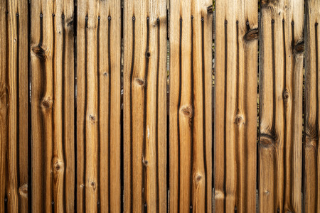 Weathered wood background surface. Wooden texture. Imagens