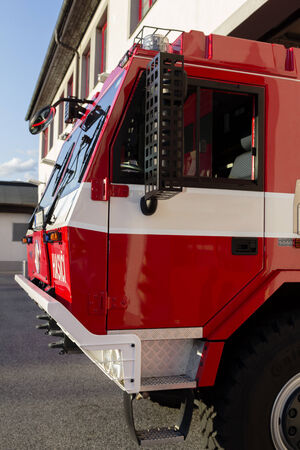 coche de bomberos: cami�n de bomberos