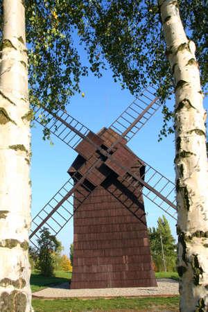 wielkopolska: Windmill