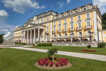 Spa resort Rogaska Slatina in Styria (Stajerska) , Slovenia