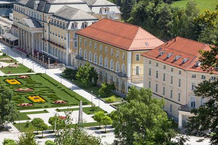 Spa resort Rogaska Slatina in Styria (Stajerska), Slovenia