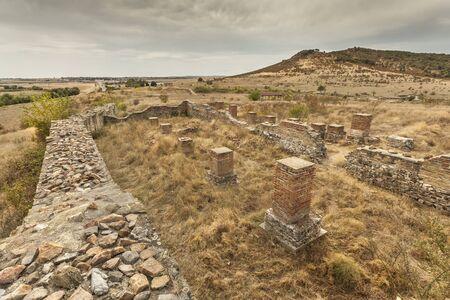 Ruins of roman town Kabile, Bulgaria