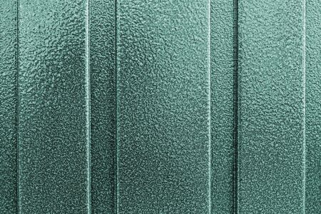 Turquoise hammer paint (also known as hammertone) background