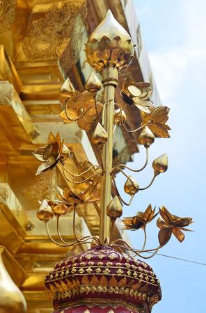 pin�culo: Pin�culo Pagoda en el templo