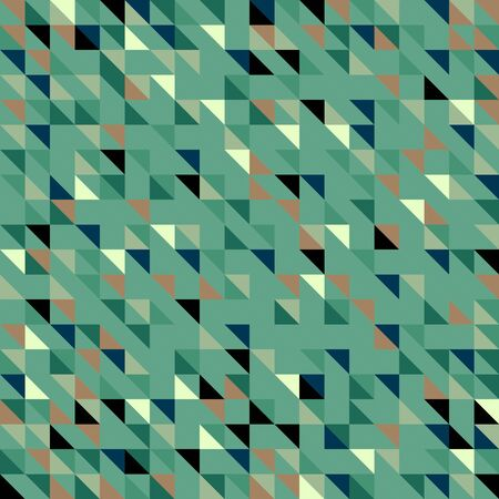 eart: Abstract background triangle, illustration design. Illustration