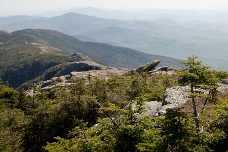 appalachian: View from Mount Mansfield, Vermont