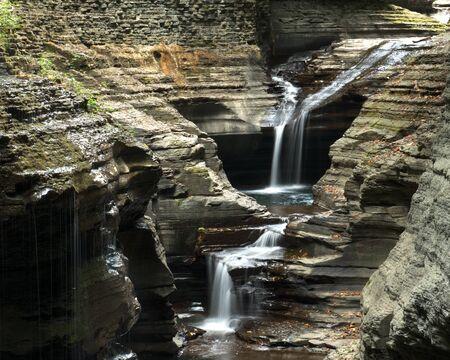 glen: Waterfalls in Watkins Glen