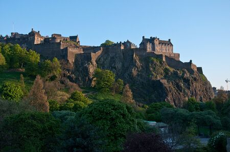 Edinburgh Castle 新聞圖片