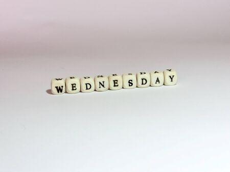 wednesday: Wednesday Stock Photo