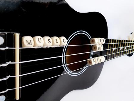guitare 6 lettres