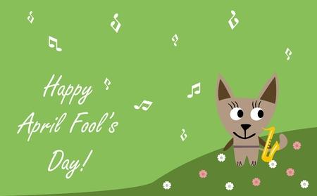 4월: Happy april fools day
