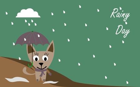 friend chart: Rainy Day