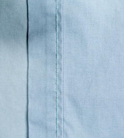 pastel light blue cloth fabric textile background. texture. Reklamní fotografie