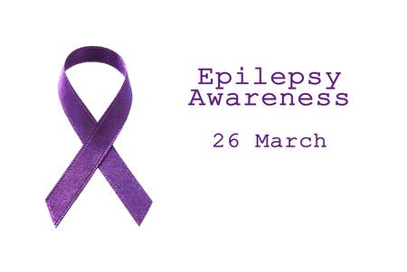 Purple Ribbon k léčbě epilepsie Den