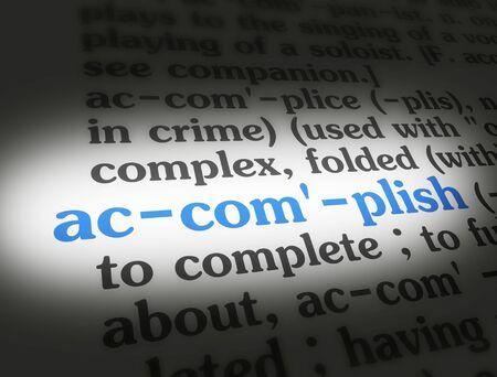 """definición: Definición del diccionario de la palabra """"Cumplir""""."""