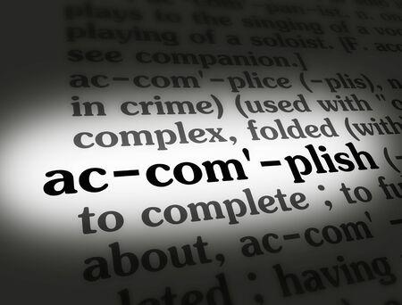 """definicion: Definici�n del diccionario de la palabra """"Cumplir""""."""