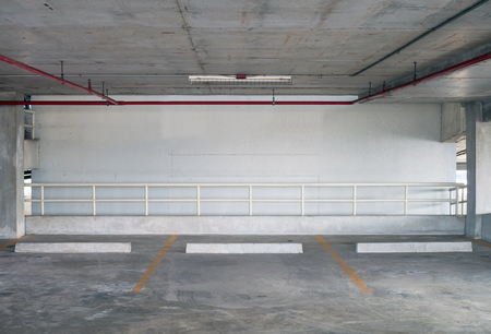 multi story car park: car park